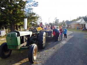 Smyra UMC Tractor Ride